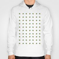 bird pattern Hoody