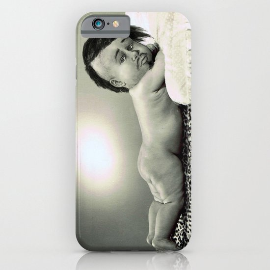 """Old"" by Cap Blackard iPhone & iPod Case"