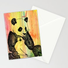 Panda Trip Stationery Cards