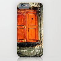 iPhone & iPod Case featuring Window to my heart by Ginta Spate
