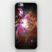 Cosmic Beauty  iPhone & iPod Skin