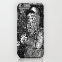 iPhone & iPod Case featuring Lone Wolf by Amanda James
