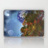 The Sky is Falling Laptop & iPad Skin