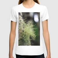 Filaments Womens Fitted Tee White SMALL