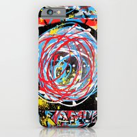 iPhone & iPod Case featuring Universo by akamundo
