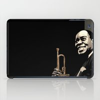 Louis Armstrong iPad Case