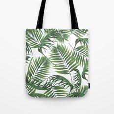 Palm Leaves Tote Bag