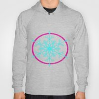 Dream-catching a Snowflake Hoody