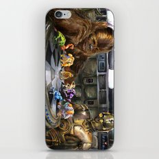 Star Wars - Let the Wookiee Win iPhone & iPod Skin