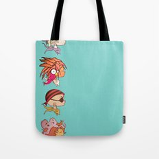 You Are A Pirate Tote Bag