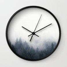 I Don't Give A Fog Wall Clock