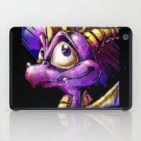 Spyro The Dragon iPad Case