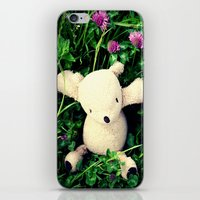 Clover Fields iPhone & iPod Skin
