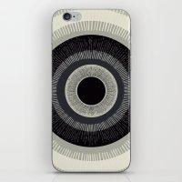 Eye Just Can't iPhone & iPod Skin