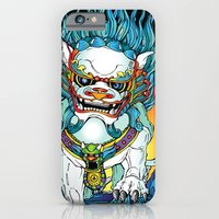 SNOWLION iPhone 6 Slim Case