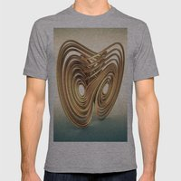 Wimol Banlue Mens Fitted Tee Athletic Grey SMALL