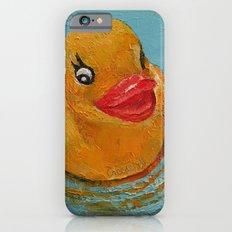 Rubber Duck iPhone 6s Slim Case