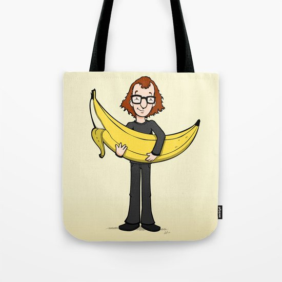 Woody's Banana Tote Bag