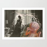 Thought So… Art Print
