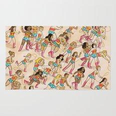 Wonder Women! Rug