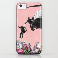 iPhone 5c Cases featuring The Conquest of Nature by Eugenia Loli