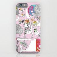 Animales Luchadores iPhone 6 Slim Case