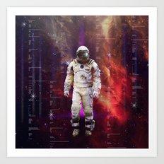 Interstellar Art Print
