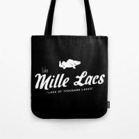 LAKE MILLE LACS Tote Bag