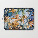 Carnival of Daisies Laptop Sleeve
