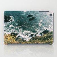 Kirk Creek, Big Sur iPad Case