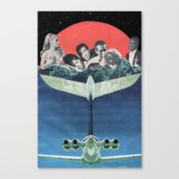 Mile High Club Canvas Print