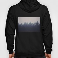 Forest In The Haze Hoody