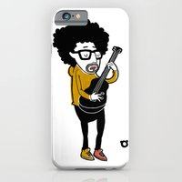 iPhone & iPod Case featuring 001_bass by teddyBOY