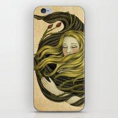 An Embrace iPhone & iPod Skin