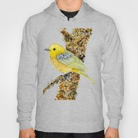 Yellow Warbler Tilly Hoody
