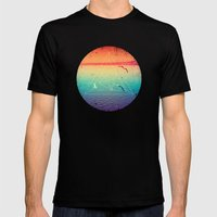 Lapse In Perception Mens Fitted Tee Black SMALL