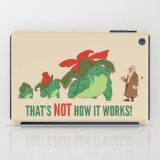Conflicting Theories iPad Case