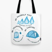 first person shooter unwritten rules Tote Bag