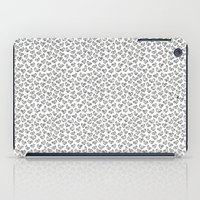 Little Birdies Pattern iPad Case