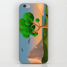 The apple tree iPhone & iPod Skin
