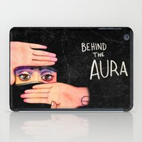 Behind The Aura iPad Case