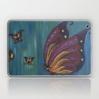 Butterfly Fairy Laptop & iPad Skin