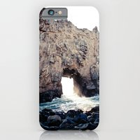 iPhone & iPod Case featuring Ray of Light by Monika S