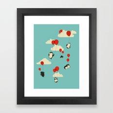 We Can Fly! Framed Art Print
