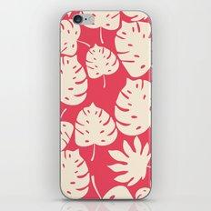 Tropical Leaves iPhone & iPod Skin