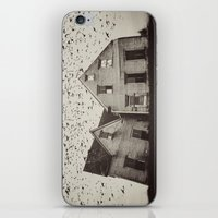 Home of Murmuration iPhone & iPod Skin