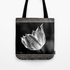 Virichic in Black and White Tote Bag
