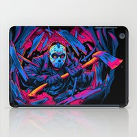 FRIDAY THE 13TH: FORCEFUL ENTRY iPad Case