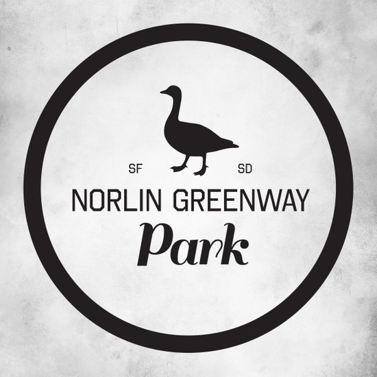 Norlin Greenway Park Canvas Print
