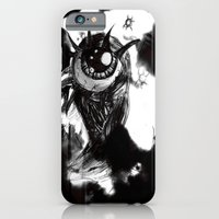 iPhone & iPod Case featuring Thee Eye by Eleigh Koonce